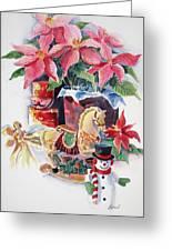 A Christmas Fantasy Greeting Card