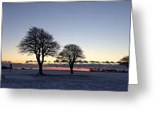 A Clear Day Greeting Card