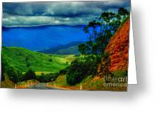 A Country Mile Greeting Card