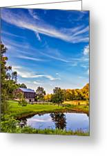 A Country Place 3 Greeting Card