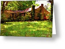 A Country Place Greeting Card