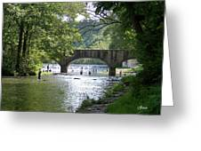 A Day In The Ozarks Greeting Card