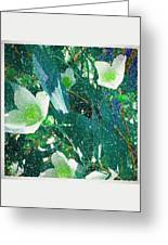 A Different Shade Of Blue Greeting Card