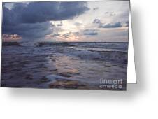 A Distant Light Greeting Card