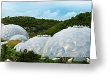 A Dome Away From Dome Greeting Card