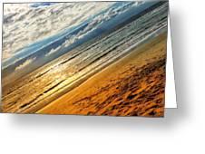 A Dream At The Beach Greeting Card