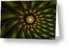 A Floral Feeling Greeting Card