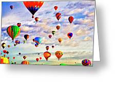A Great Day To Fly Greeting Card