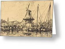A Haarlem Greeting Card
