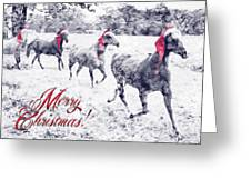 A Joyful Christmas Greeting Card