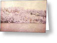 A Late Winter Xiv Greeting Card