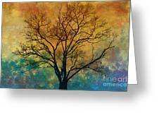 A Magnificent Tree Greeting Card