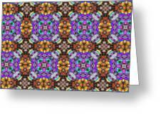 Arabesque 100 Greeting Card