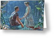 A Midsummer Greeting Card