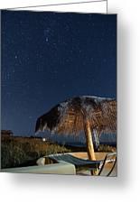 A New Baja Sky Greeting Card