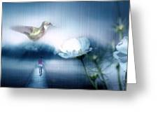 A New Dream Takes Hold Greeting Card