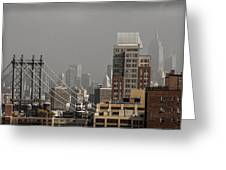 A New York Composite Greeting Card