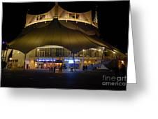 A Night At The Circus Greeting Card