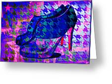 A Pair Of Shoes Greeting Card