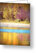 A Pastel Autumn Greeting Card