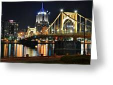 A Pittsburgh Panorama Greeting Card