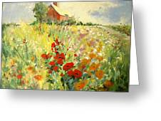 A Place To Be II Greeting Card