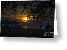 A Place To Stay Greeting Card