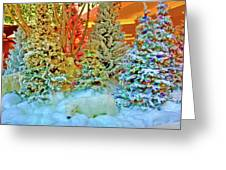 A Polar Bear Christmas 2 Greeting Card