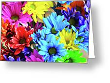 A Rainbow Song Greeting Card