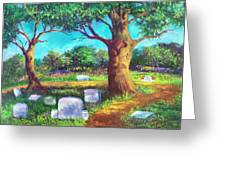 A Remembrance Greeting Card