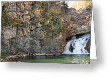 A Rocky Flow Greeting Card
