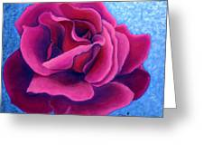 A Rose Is A Rose.. Greeting Card