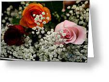 A Rose To You Greeting Card
