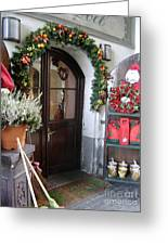 A Salzburg Christmas Greeting Card