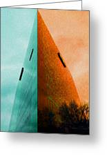 A Sharp Edge 2 And 3 - Summer And Autumn Greeting Card