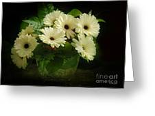 A Simple Bouquet Greeting Card