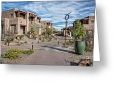 A Southwest Community Greeting Card