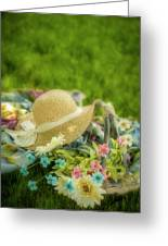 A Spring Afternoon Greeting Card