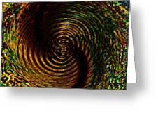 A Swarm Of Getingar Greeting Card