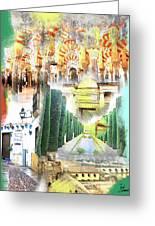 Cordoba Faith Greeting Card