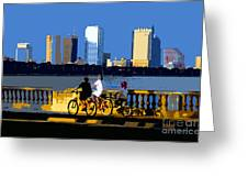 A Tampa Bay Florida Summer Greeting Card