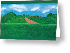 A Taste Of Tuscany Greeting Card
