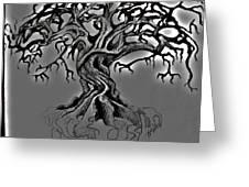 A Tree Greeting Card