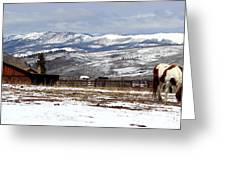 A View To Remember Greeting Card