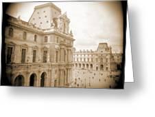 A Walk Through Paris 20 Greeting Card