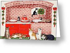 A Warm Place Greeting Card