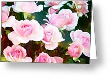 A Wave Of Light Greeting Card