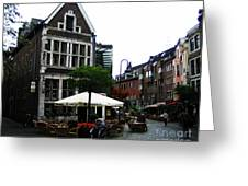 Aachen Greeting Card