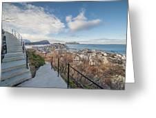 Aalesund City Greeting Card