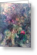 Abandoned Garden II Greeting Card